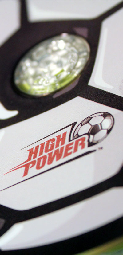Awana High Power Soccer