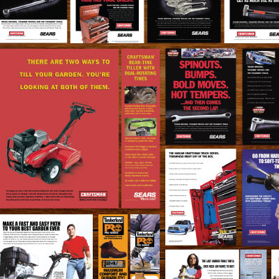 Craftsman Magazine ADs